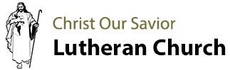 Logo for Christ Our Savior Lutheran Church