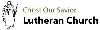 Logo for Christ Our Savior Lutheran Church